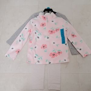4T Carter's 3 piece outfit NWT